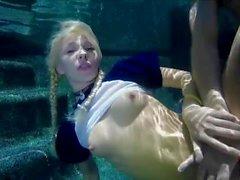 Kenzie Reeves - underwater sex