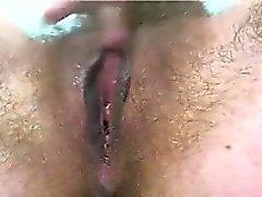 Figa pelosa diteggiatura Close Up