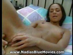 Andrea 'Nadia' Spinks - British Teen Pornstar