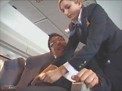 Stewardess (Dandy-071) olarak Kylee Reese