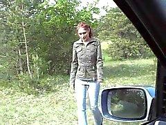 Vaientanut autossa