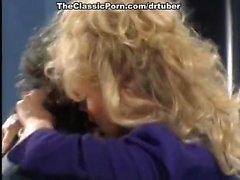 Crystal Wilder, Nikki Dial, Jon Dough in vintage xxx scene