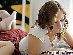 Teen hos threeway cream