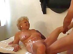 Smokin' Senior (Ms.Jewel's Creampie!!!)