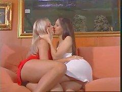 Amazingly Hot Lesbians! WOW!