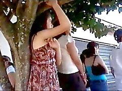 armpits from street