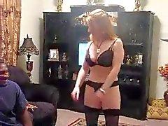 Рогоносец пленки мужа с женой принимать большой Блак хуй