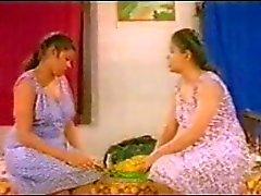 Southindian Mallu B Grade Actress lesbian Clip
