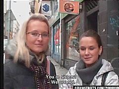 Tšekin kaduilla - Alena