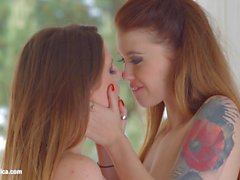 Anal Pleasure by Sapphic Erotica Misha Cross and Samantha Bentley lesbians