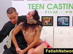 FetishNetwork Holly Hendrix humiliation