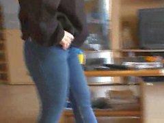 Disco Dark Blue Jeans