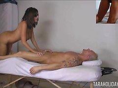 Tara Holiday and Marcus London