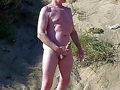 comparência da praia