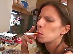 Garajındaki Sigara