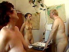 Nudismo Escritório