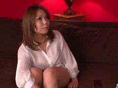 Sexy scenes if pure Asian porn with Natsumi Mitsu
