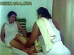 Mallu in white