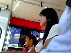 Fall in der Bus