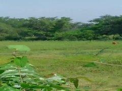 Dell'Andhra Aunty di Rangampeta di Villaggio