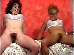 Retro волосатое тело киски женщинам игрушки секса