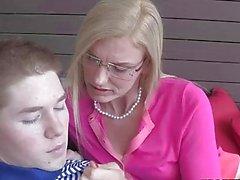 Die Stiefmutter Darryl Hanna frecher mit Teens