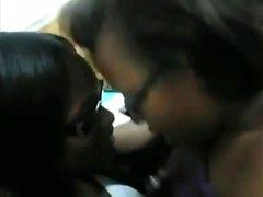 Facebook Lesbian Kiss 5