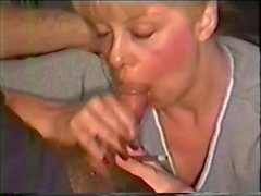Sexy cougar gives hubby a More 120 smoking fetish blowjob & eats his sperm