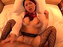 BF-206 Orgasms! I Cum vol hôtesse de l'air, Isshiki Marina Mari