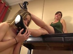 Mistress Claire Footworship 2.