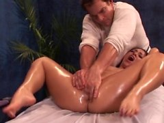 BestGonzo Erotic Oil Massage lead to roughsex