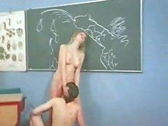 SB3 Cumming In The Classroom !
