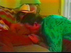 Action à de cowboy un ranch