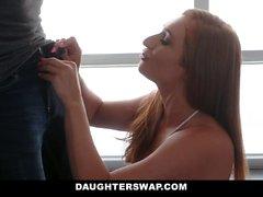 DaughterSwap - Vitun Meidän isät saada auton