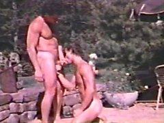 Homosexuell Peepshow Schleifen 303 70 und 80er - Szene 3 von