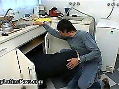 Alberto и Лучано веселый порево