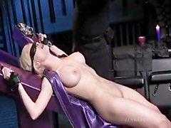 Emily Addison Hot Wax Wonderful Body Great Orgasm