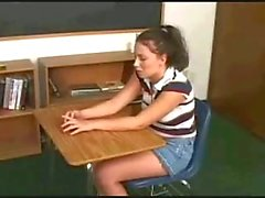 Teacher Seduces Her Young Pupil