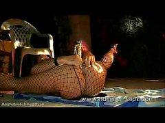 Ayla Mia&#039_s Acrobatic Sex Show