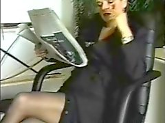 Female Authority - Kat - Executive In Charge
