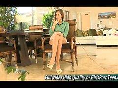 Riley amateur masturbation porn watch free video