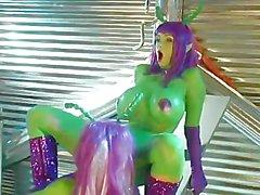 Porn Stars From Mars - Scene 1