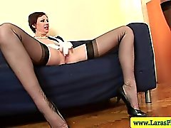 Lesbianas Mature en zapatos de chupar