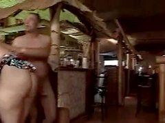 German Bar Orgy