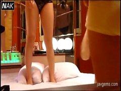 Korean b-list model prostitution caught on hidden cam 10