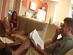 Oh No! There's a Negro in My Daughter 3 - Scene BTS