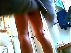 PARAS Amatööriluokassa Teen piilotetun suihku wc esitys voyeur vakoilla nude kolme
