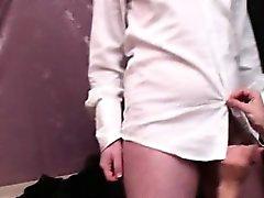 Французская нетрадиционной сексуальной Darla трахают анальный