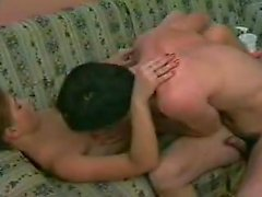 Hardcore sex is loved by amateur couple