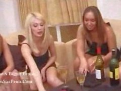 Hot dildo party2
